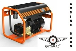 Rotomac Car Wash Machine