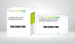 Glucosamine Methyl Sulfonyl Methane & Diacerein Tablets