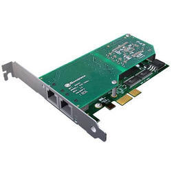 Dual Port Digital Telephony Card