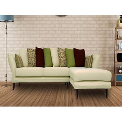 Living Room Designer L Shape Sofa