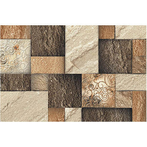 Ceramic Shining Stone Tile, 5-10 Mm, Rs 250 /box, OTTAWA CERAMIC ...