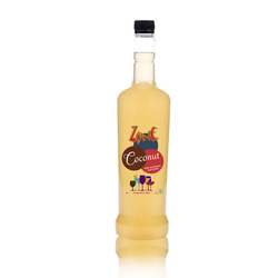 Zone Coconut Syrup, Packaging Type: Bottle