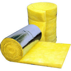 Aluminum Foil Glass Wool