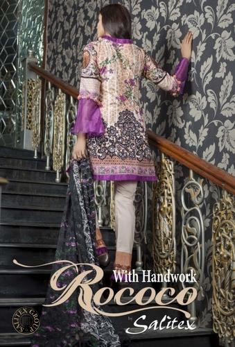 Casual Wear Rococo Salitex 3 Piece Suits
