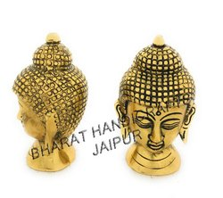 Gold Plated Buddha