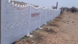 RCC Redymade Compound Wall