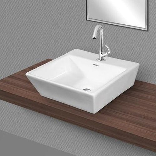 Square Table Top Wash Basin