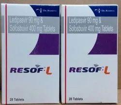 Dr. Reddy Resof L Tablets, Packaging Size: 28 Tablets , Packaging Type: Bottle