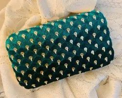 Evening Handwork Box Clutches