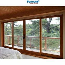 Fenesta UPVC Hinged Window