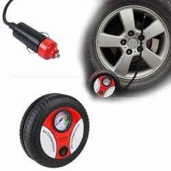 NO BRAND Universal Portable Mini 12V Car Air Compressor Pump