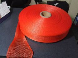 Plain Orange Raschel Net, Use: Food Bags