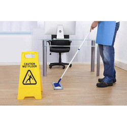 College Floor Cleaning Services