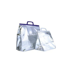 Moisture Proof Zipper Thermal Bag, For Grocery