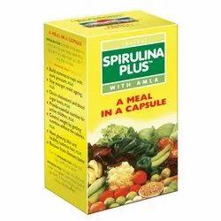 Goodcare Spirulina Plus, 60 Cap