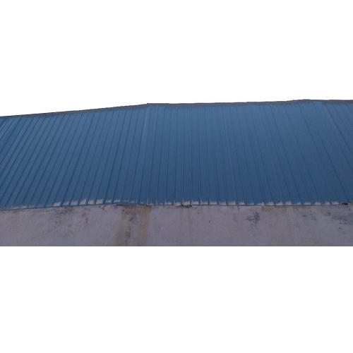 Mild Steel And Aluminium Industrial Shed Work