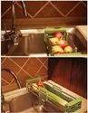 Kitchen Drain Shelf Rack