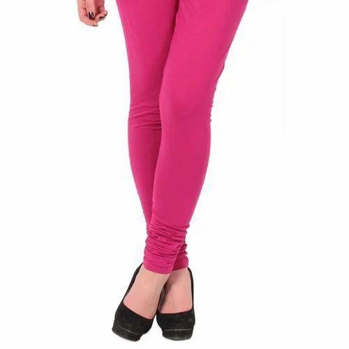 3c31b744f41b0 Cotton Churidar Plain Legging, Size: S- XL, Rs 150 /piece | ID ...