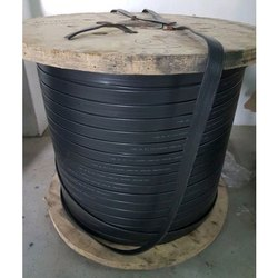Black Flat Elevator Traveling Cable