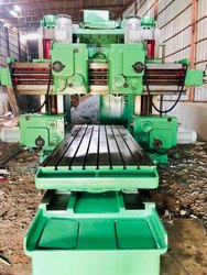 Tos Plano Miller Machine