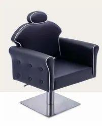 Beauty Parlour Black Chair