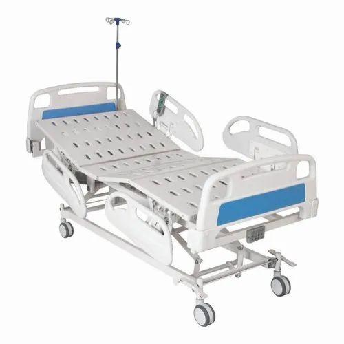Hospital Motorized ICU Bed