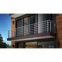 302 Ss Balcony Railing