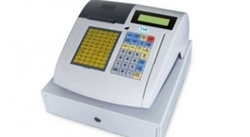 Semi-Automatic Thermal TVS 2124 Electronic Cash Register