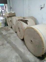 Wood Pulp Brown Kraft Paper Roll, 80-180