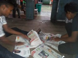 Newspaper Inserting Services