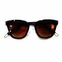 Brown Fashion Sunglasses