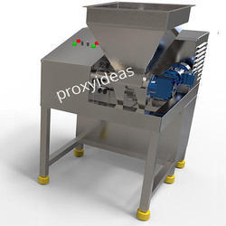 Green Chilly Paste Making Machine