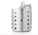 Steel Cutlery Holder