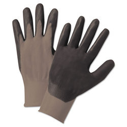 Rubber Coated Safety Gloves, High Level Cut Protection