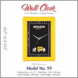 Wall Clock and Table Clock Manufacturer | Impression Gifts