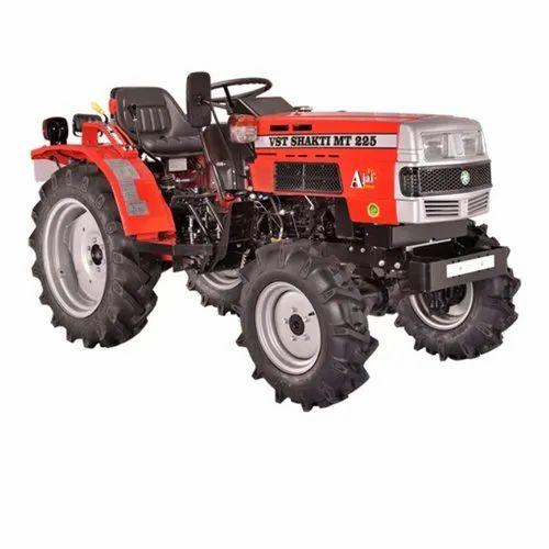 Vst Shakti Mt 225 - Ajai Power Plus 24 Ltrs Tractors - Vst
