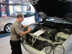 Mercedes Car Repairing Service