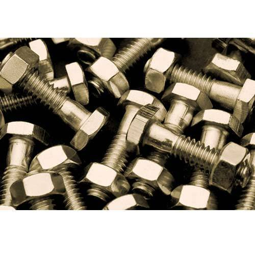 Monel K400 Hex Bolts Nuts Washers