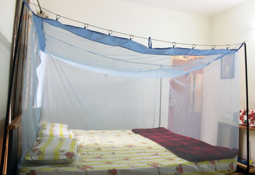 Bytfree Mosquito Net Stand, How To Put Mosquito Net For Bed