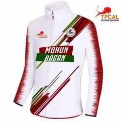 White Printed Mens Sport T Shirt 5cfe49190