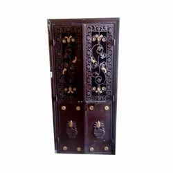 Designer Metal Door