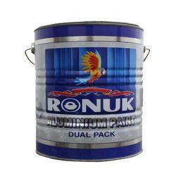 4 Litre Ronuk Aluminum Paints