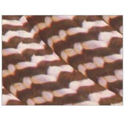PTFE Graphite Zebra Patterned Packing