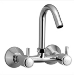 Sink Mixer With Swivel Spout Trot
