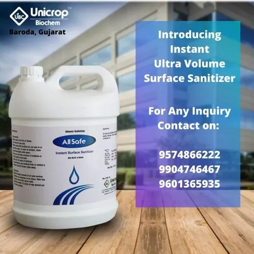 Instant Surface Sanitizer