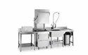 Hood Type Dishwasher Ts103 Spw ( Teikos)