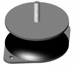 Vibrating Roller Pad (IR Round)