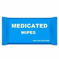 Medicated Wipes