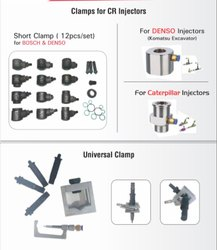 Clamps For CR Injectors
