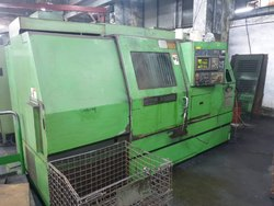 Used & Old Machine- Make-Ikegai Japan Model : Tur-26 CNC Available Ni Nathupur Haryana Warehouse
